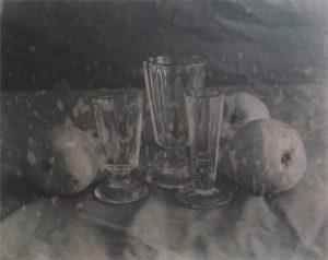 I_Birnen und dreei Gläser